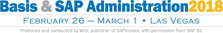 SAP & Basis Admin conference