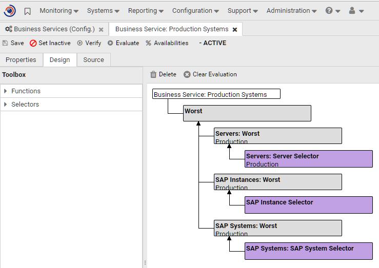 Smart SAP Business Service Management (BSM)
